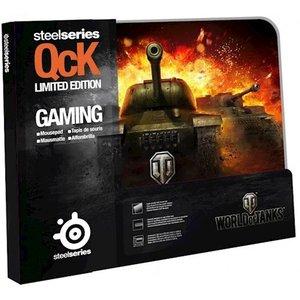фото Коврик для мыши STEELSERIES QcK World of Tanks Edition (67269)