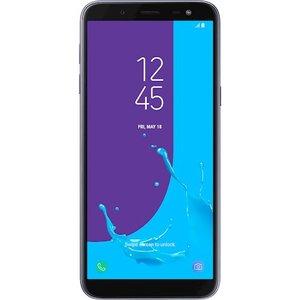 фото Смартфон SAMSUNG SM-J600F Galaxy J6 2/32 Gb Duos ZKD (Black)