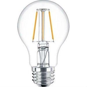 фото Лампочка PHILIPS LEDClassic ND E27 4-50W WW CL A60 (929001237108)