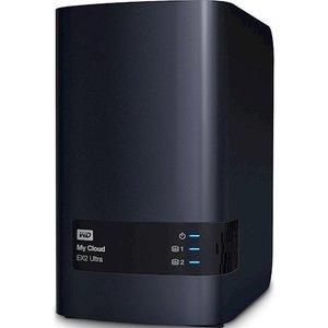 фото NAS-сервер WD My Cloud EX2 Ultra (WDWDBVBZ0000NCH-EESN)