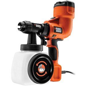 фото Краскопульт BLACK&DECKER HVLP200