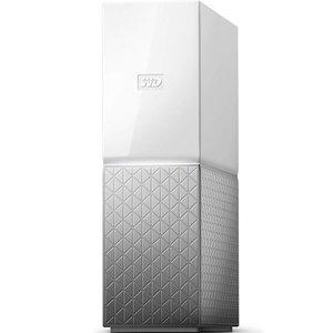 фото NAS-сервер WD My Cloud Home 6 TB (WDWDBVXC0060HWT-EESN)