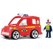 фото Машинка MULTIGO CAR WITH FIREMAN (23218)