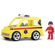 фото Машинка MULTIGO AMBULANCE WITH RESCUER (23219)